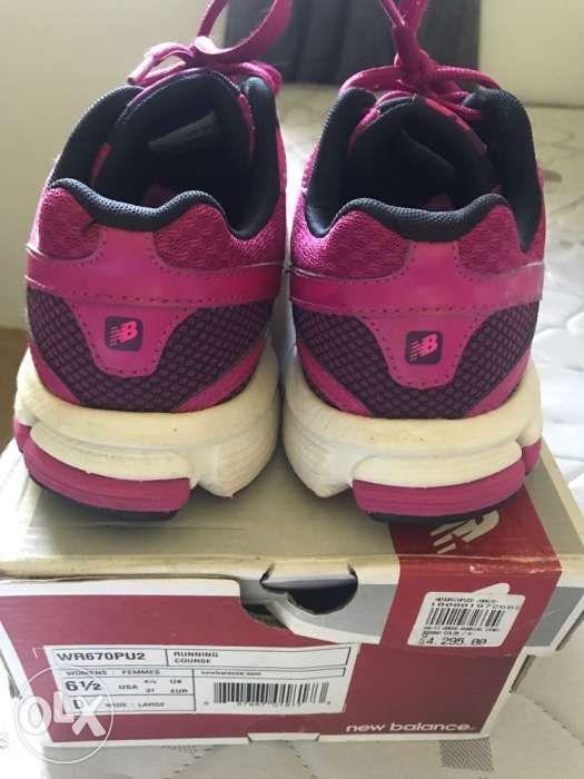 best website 095e8 80068 NB 670 Running Shoes in Las Piñas, Metro Manila (NCR)   OLX.ph
