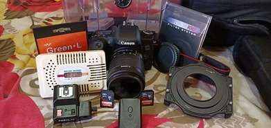 di jual canon 760D+18-55mm is stm