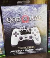 Ps4 ds4 god of war limited edition controller sealed