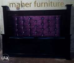 Maher Furniture sell for King size New Bed with Side tables