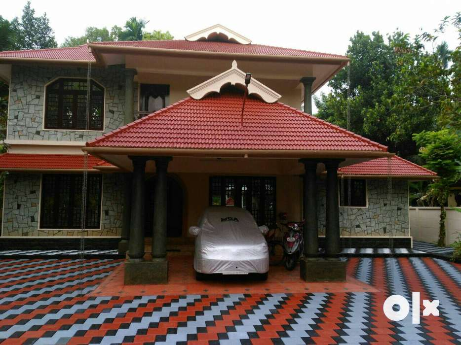 15 cent 2800 sqft 4 bhk house paravoor to airport road manjaly North Paravoor, Kochi
