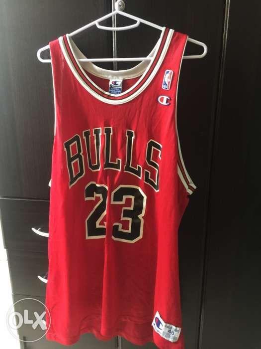 vintage champion Jersey Michael Jordan 23 in Antipolo City 41b42b939