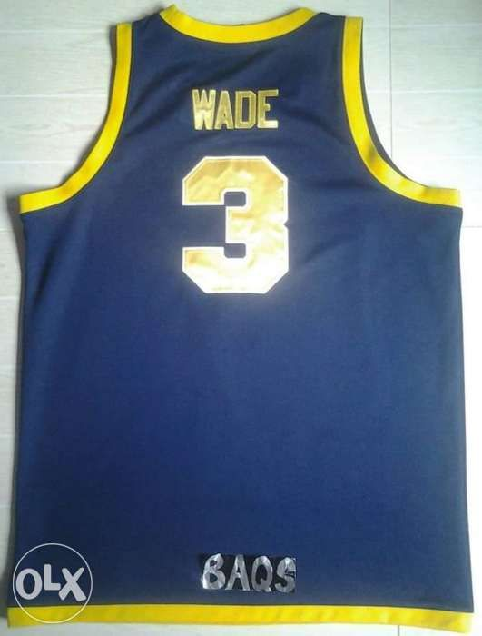 0097e7d9ce1 ... where can i buy dwyane wade marquette jersey size xl e0ae0 475b0