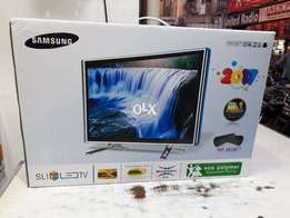 786.samsung 22 inch led with free home delivery