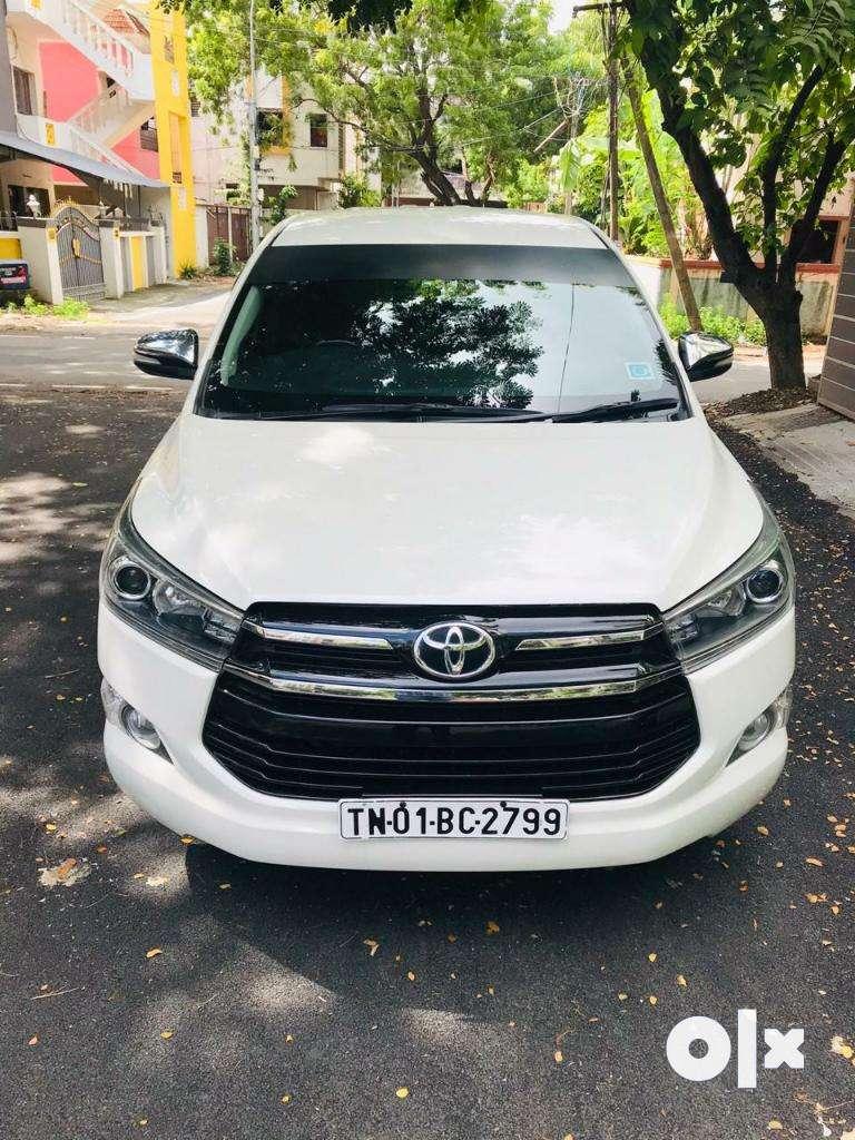 Toyota Innova Crysta 2 8z Automatic 2017 Diesel Cars 1605627659