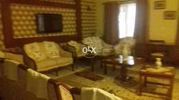 brand new 01 kanal corner furnished ground portion on rent bahria ph4