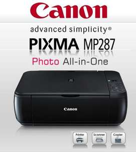Printer Canon Pixma MP287 PSC ( Print, Scan, Copy) Murah | By Astikom