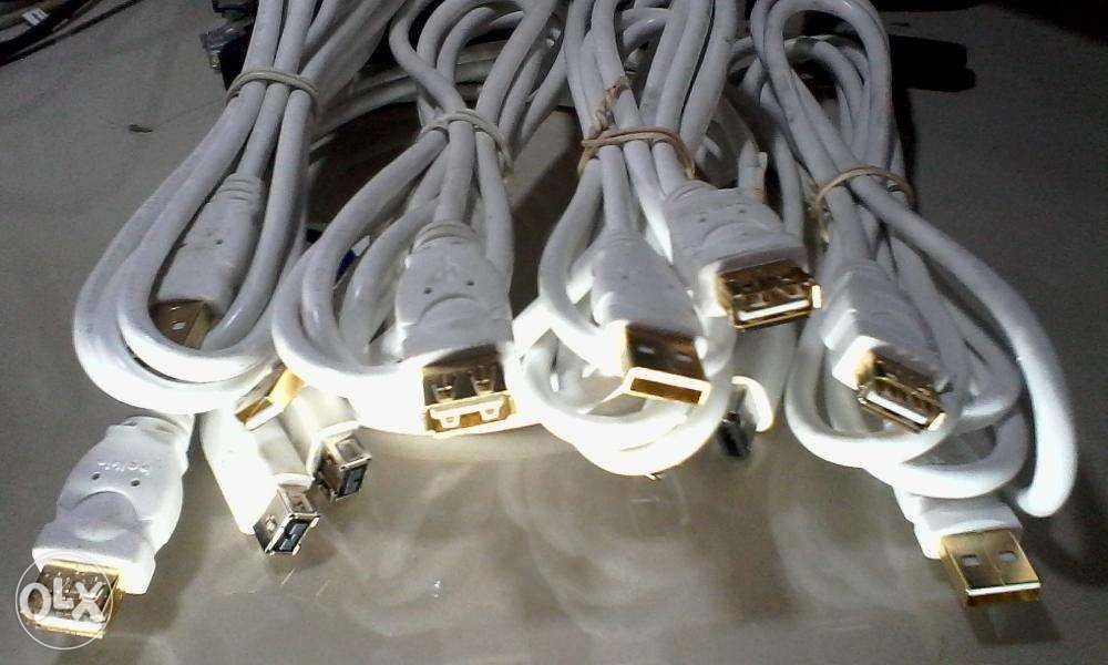 usb dvi vga fire wire dms 59 usb hdmi cable in quezon city, metro