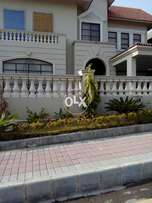 One kanal ground portion for rent in Bahria phase 2