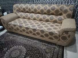 Stupendous Used Sofa Sofa Chairs For Sale In Gujranwala Olx Com Pk Ibusinesslaw Wood Chair Design Ideas Ibusinesslaworg
