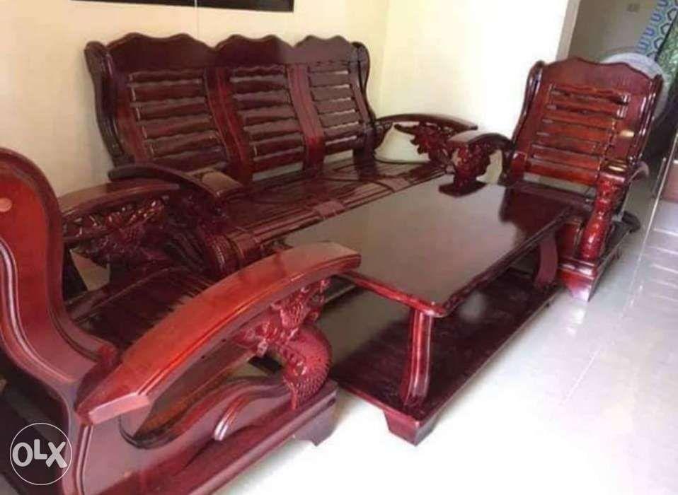 Brand New Furniture Malaysian Wood Sala Set For Sale Sofa ...