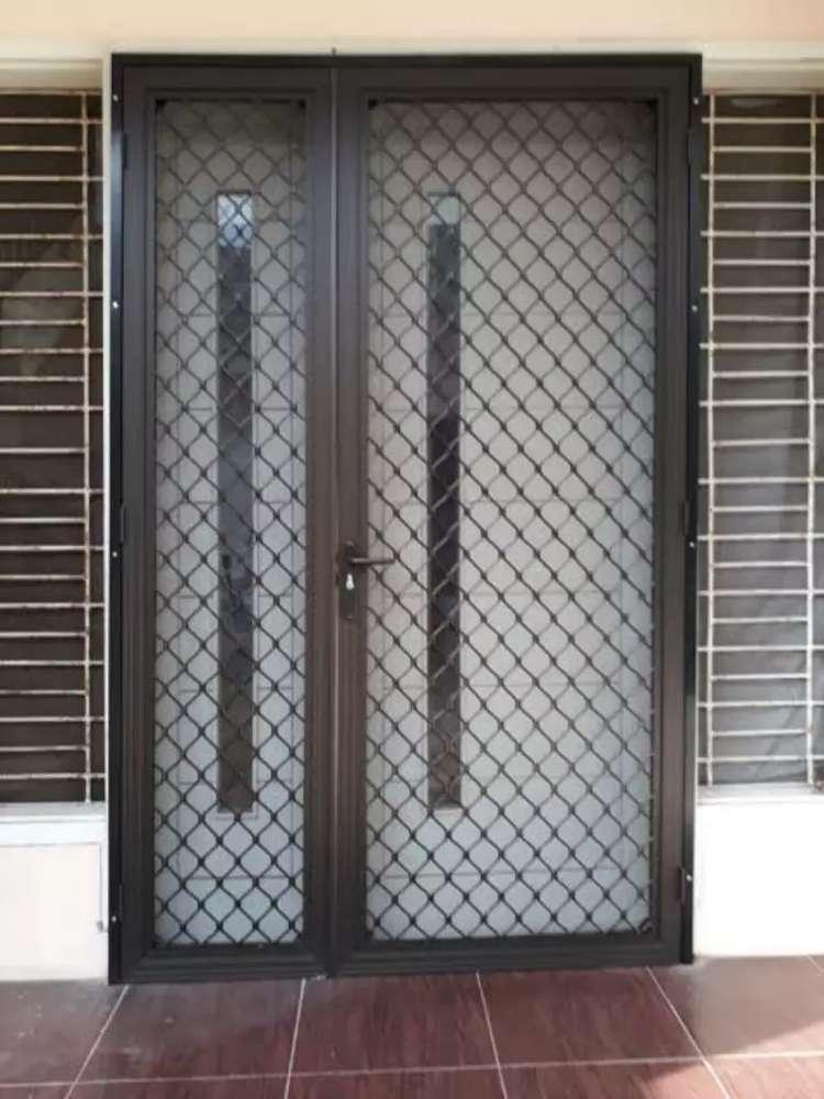 Pintu Kasa Nyamuk Dijual Dekorasi Rumah Murah Di Indonesia Olx