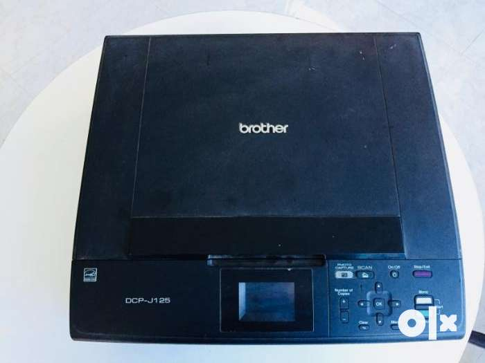 Brother Printer / Scanner / Photo Capture Printer - Hard Disks