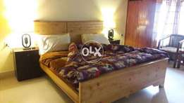 12 marla Luxury Fully furnished house for rent in Bahria town Phase 4