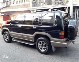 isuzu trooper diesel 4x4 - view all ads available in the philippines