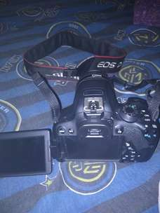 Canon 700D full set