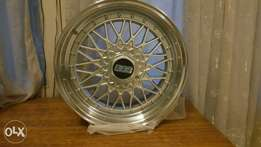 "16"" Alloy Wheel (BBS)"