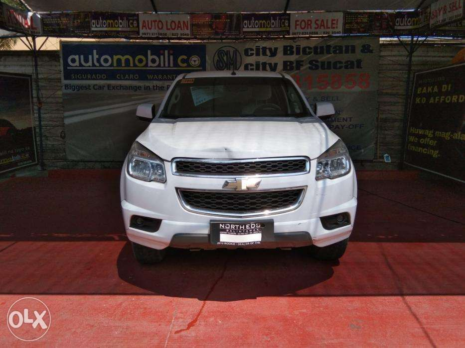 99858913a2 2016 Chevrolet Trailblazer Diesel AT - Automobilico SM City Bicutan ...
