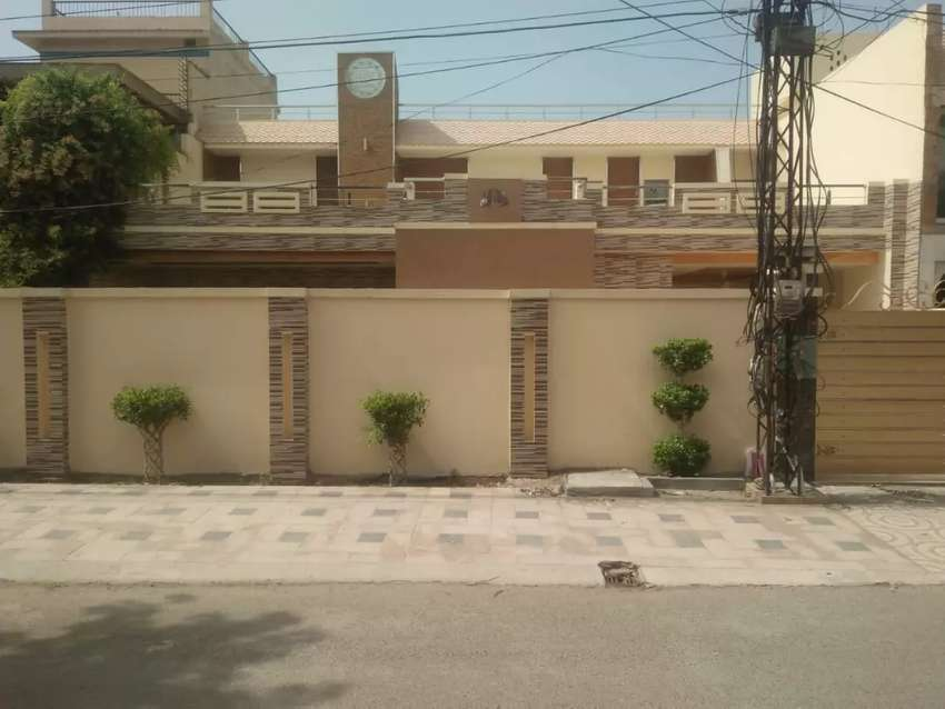 Brand New House In Model Town Lahore
