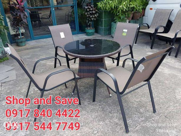 Garden Set Tables And Chair Set In San Pedro Laguna In San