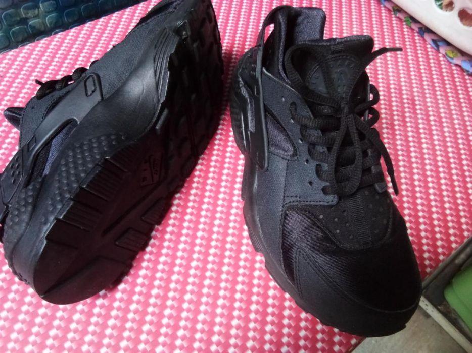 ekskluzywne buty urok kosztów konkurencyjna cena Nike Huarache triple black in San Juan, Metro Manila (NCR ...