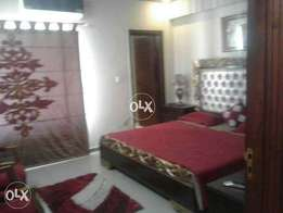 Bahria Town ) One Bedroom fully furnished flats for rent in phase 4