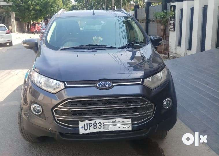 Ford Ecosport Ecosport Olx Cars In Agra Get Upto 10 Discount