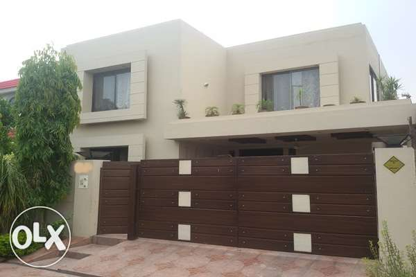 G11_Out Class Ground portion 600sqyds Brand New House IDeal Area^*