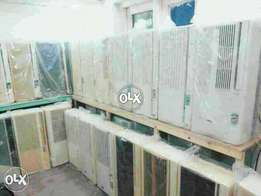 One Year GuarAntee..//Portable Window Vertical 0.75 ton Units..