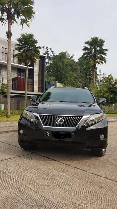 Lexus RX270 2011 HK Version Best Condition Ever Cimahi Kota 360 Juta #1