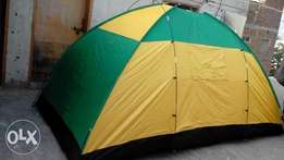 Camping Tents of 4 and 6 Person Capacity