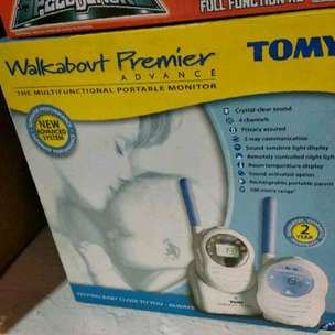 Walkabout Premier Advance Baby Monitor