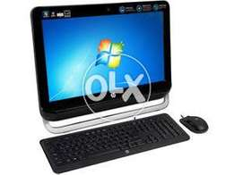 "HP 92121 G2030 RAM 4GB, 300GB with 20"" LED"