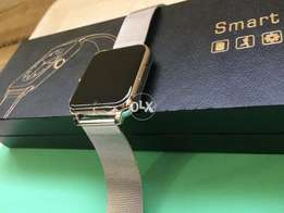 Z50 Luxury Smartwatch Mobile Phone With Extra Leather Straps