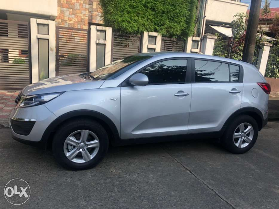 2016 kia sportage diesel crdi at low mileage all original first owned in quezon city metro. Black Bedroom Furniture Sets. Home Design Ideas