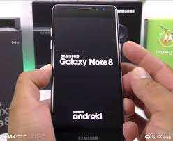 new galaxy note 8 128||6 gb r'efurbished