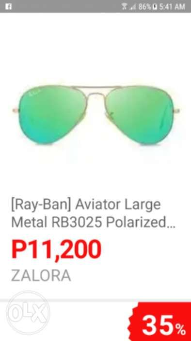669b8b1321 ... low price inexpensive urgent selling rayban sunglasses aviator  polorized 3d650 6503a c6a47 d2009