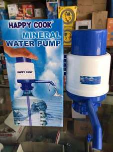 Pompa galon manual Happy Cook water pump