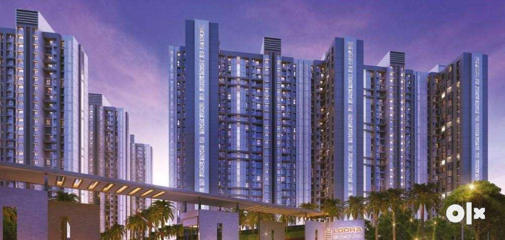 2 Bhk Optima For Sale At Lodha Amara Ready To Occupy