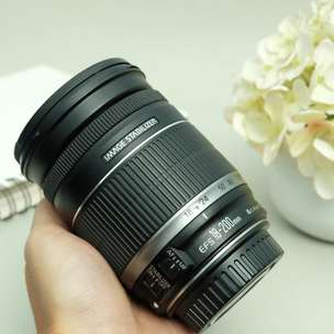 Canon EF-S 18-200mm IS kode 0609C19
