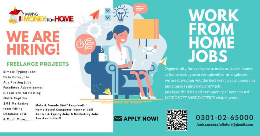 Online Jobs In Pakistan For Students Without Investment At Home 2020 Jobs In Pakistan