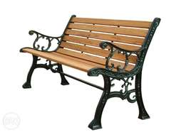 stylish new lok garden bench use in parks roof and diferent places