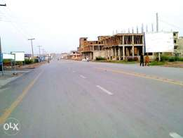 Residential Plot Is 30x50 Available Ghauri Town Phase 5, Islamabad.