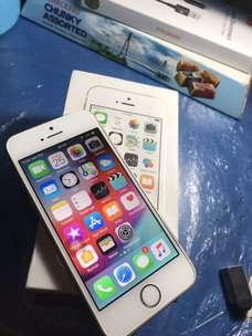 Iphone 5s Gold 64gb Second Ibox