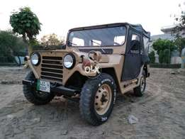 M 825 Commando Army auction jeep Available For Sale