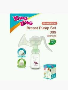Manual Breast Pump & Feeding Set Young Young