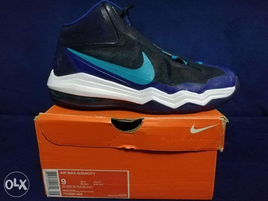 innovative design 52945 06d73 ... Anthony Davis Nike Air Max Audacity ...