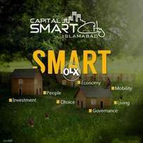Capital smart city 5marla file available