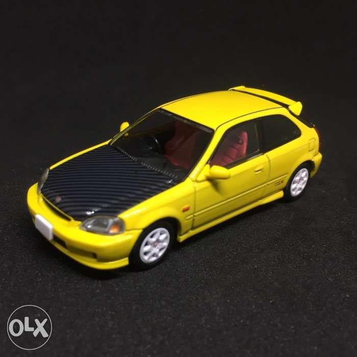 Tomica Honda Civic EK9 Type R TLVN Esi EG SiR FD GTR