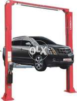 Launch 3 ton two post car lift